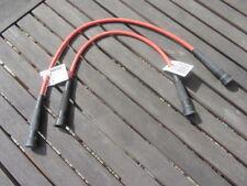 ancienne paire de cables bougies moteur voiture, ref GB FLASH 2235-1 CLASSE C
