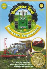 Tractor Ted - Harvests Vegetables (DVD)