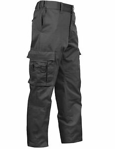 Deluxe EMT Medical Pants - Black