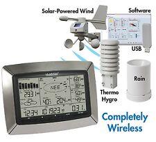 WS-2813U-IT La Crosse Technology Wireless Pro Weather Station Wind Rain Weather