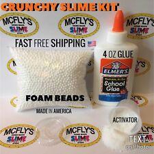 SLIME KIT SLIME SUPPLIES Make your own Fluffy, Slimes!!!