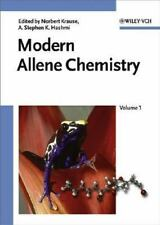 Modern Allene Chemistry by Norbert Krause (2004, Hardcover)