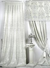 Vorhänge, 1 Vorhang Kollektion *Château Royal* champagnerfarbig, 3D-Veloursoptik