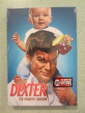 Dexter: The Fourth Season (DVD, 2010, 4-Disc Set) NIP