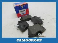 Pills Rear Brake Pads Pad PEUGEOT 407 607 Citroen