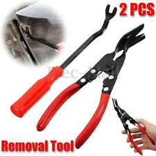 Car Door Upholstery Trim Clip Removal Pliers Tool Combo Dash Panel Moulding Trig