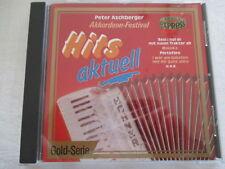 Peter Aschberger: Akkordeon-Festival - Hits aktuell -  Ariola Express CD