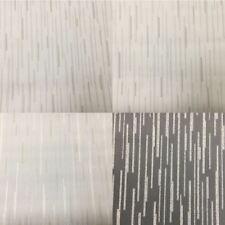 P&S International Modern Vertical Geometric Shimmer Glitter Washable Wallpaper