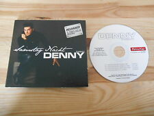 CD Schlager Denny Fabian - Samstag Nacht (4 Song) Promo PULSSCHLAG REC DA MUSIC