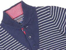 Ralph Lauren Jersey De Algodón G6019-Suéter De Cachemira Original Premium Talla L
