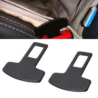Useful Safety Seat Belt Buckle Alarm Stopper Eliminator Clip Car Accessories