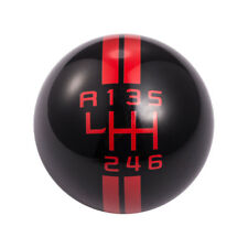 New Ball Round Car 6 Speed Manual Shift Knob Gear Shifter for Ford Mustang-BR AU
