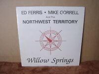 ED FERRIS MIKE GORRELL & NORTHWEST TERRITORY Private LP US FOLK BLUEGRASS Sealed