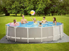 New listing Intex 15ft X 48in Prism Frame Above Ground Pool Set