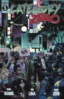 Category Zero Comic 5 Cover A First Print 2019 Adem Kiamil Ton Lima Derek Dow