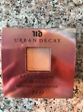 Urban Decay Afterglow Sin 8 Hour Powder Highlighter Travel Size New