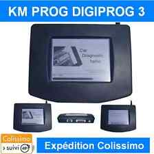 DIGIPROG 3 V4.94 - PROGRAMMATION ECU & CORRECTION KILOMETRAGE - KM PROG TOOL