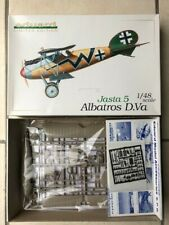 Eduard Limited Edition Albatros D.Va Jasta5 - 1:48 - kit no.1107