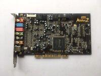 Creative SB0240 Sound Blaster Audigy 2 Soundcard