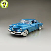 1/18 1948 TUCKER TORPEDO Road Signature Diecast Model Car Toys Boys Gifts