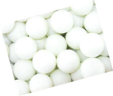1 X 48 Beer Ping Pong Balls Washable Drinking White