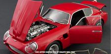 """CMC Diecast M-146 CMC Aston Martin DB4 GT Zagato """"The Red Aston"""", 1961 MINT RARE"""