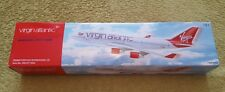 Virgin Atlantic Boeing 747-400 1:250 Collectable Scale Model Premier Portfolio
