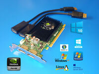 Dell XPS 200 210 Slim Tower PC Video Graphics Card with Dual HDMI Output