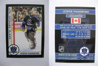2015 SCA Steve Passmore Los Angeles Kings goalie never issued produced #d/10