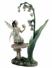 """11"""" Lily of the Valley By Rachel Anderson Statue Sculpture Figure Figurine New"""