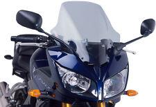 PUIG TOURING WINDSCREEN SMOKE FZ 1 Fits: Yamaha FZS1000 FZ1