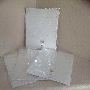 Papyrus 48 Sheet Stationary Set, Handmade Paper & Envelopes! New