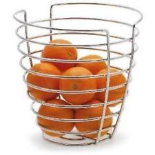 Blomus Wires Basket Fruit Vegetable Rack Display Dish Stand Storage Steel 68480