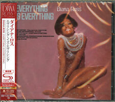 DIANA ROSS-EVERYTHING IS EVERYTHING-JAPAN SHM-CD Ltd/Ed C65