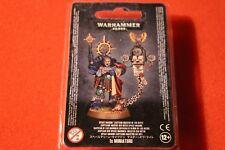Games Workshop Warhammer 40k Space Marines Captain Master of the Rites BNIB OOP