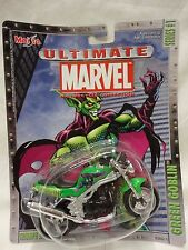 Maisto Ultimate Marvel Motorcycle Collection - Green Goblin Triumph Speed M5