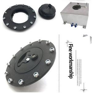 Fuel Resistant Plastic Car Fuel Tank Filler Cap +Accessories Good Sealing
