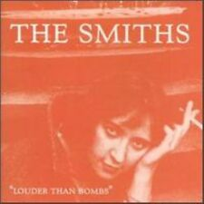 The Smiths Louder Than Bombs Us Double Lp