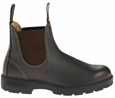 BLUNDSTONE Schuh Braun 550 Walnut Original Herren Echtleder Chelsea Boots