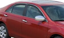 Tinted Window Visors Fits Toyota Camry 2007 2008 2009 2010 2011 (Set of 4)