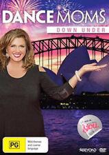 Dance Moms - Down Under NEW PAL Series DVD Abby Lee Miller Maddie Ziegler