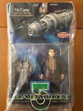 figure babylon 5-N° 20054, Vir Cotto, 1997, Warner Bros. Blisterato nuovo