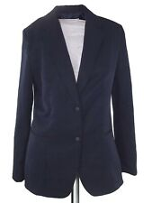 isacco giacca donna blu made italy taglia s small