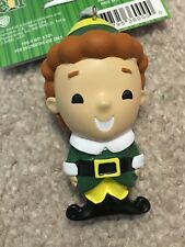 Hallmark Buddy the Elf Will Ferrell Resin Christmas Ornament NEW