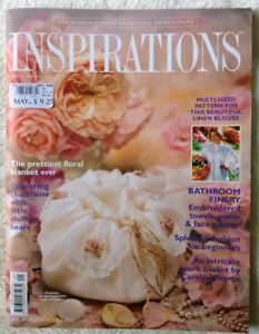 INSPIRATIONS Embroidery magazine - Issue No 21, 1999