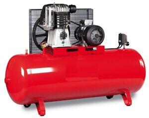 Luft Kompressor Kolbenkompressor 5.5PS 500L Industrie Werkstattkompressor BK14