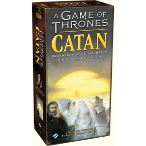 Catan - Game of Thrones 5-6 Player Expansion* Brand New