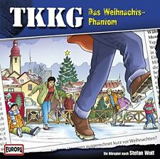 CD * TKKG - HSP - FOLGE 193 - DAS WEIHNACHTS-PHANTOM # NEU OVP =