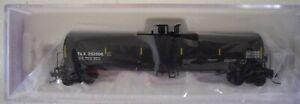 Atlas N Scale Black Trinity 25500g Tank Car 50001723 TILX Vegetable Oil #252696