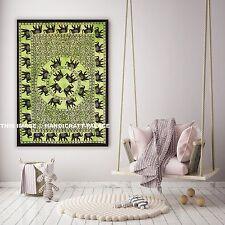 Indian Mandala Elephant Wall Hanging Bohemian Tapestries Poster Decor Tapestry